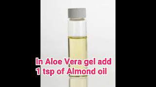 image of almond oil