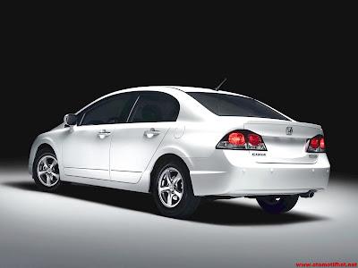 Spesifikasi Mesin Honda Civic 2008