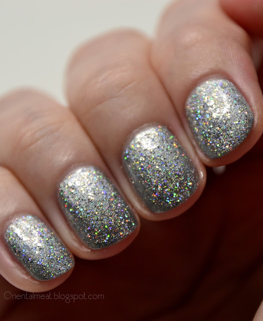 ModelsOwn-Chrome Silver & Morgan Taylor-Fame Game
