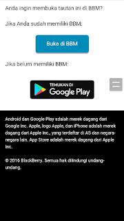 Cara Mendapat Stiker Gratis BBM Android