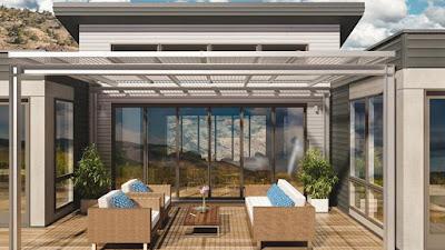 [Terbaru] 15 Desain Istimewa Kanopi Rumah Minimalis 2019