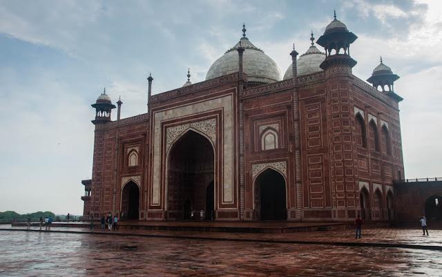 Recinto Taj Mahal
