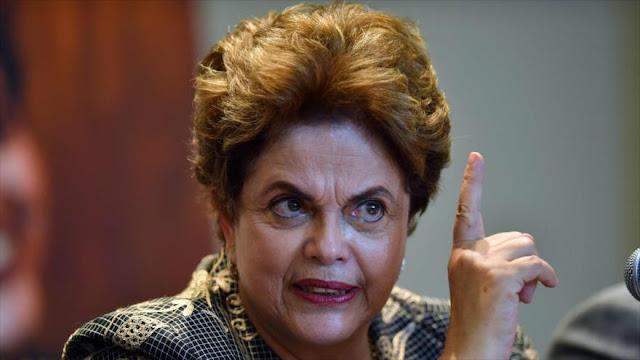 Rousseff advierte sobre desviar atención de corrupción de Temer