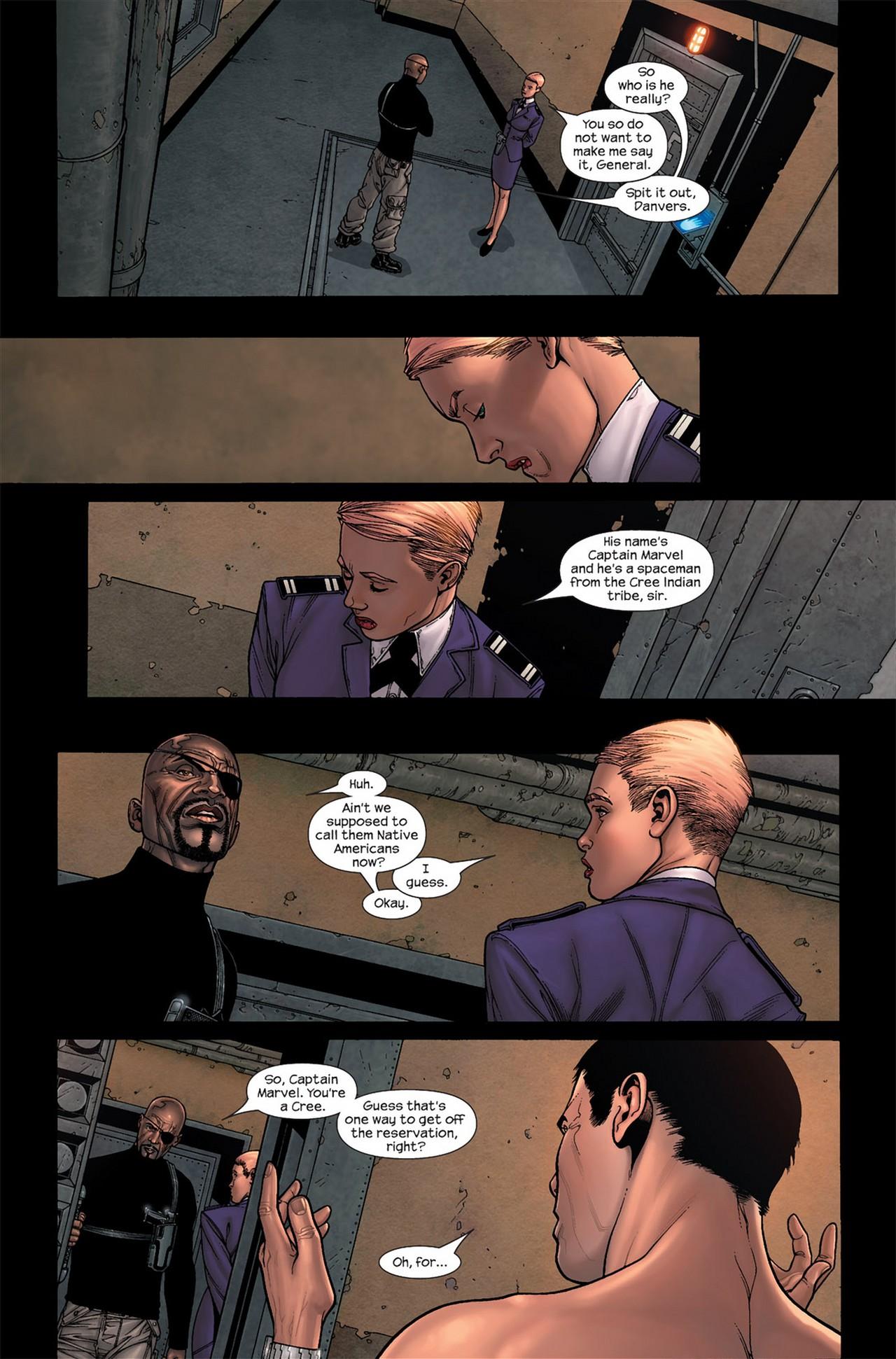 Read online Ultimate Secret comic -  Issue #2 - 11