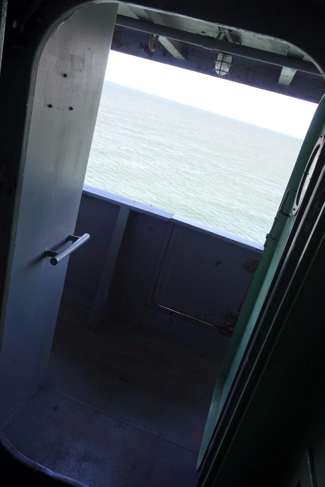 Titanic Engine Room Scene: Cashmere Con Panna: Vacation Spot- San Francisco