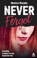 Monica Murphy - Never Forget