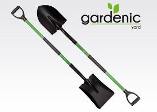 Łopata Gardenic Yard z Biedronki