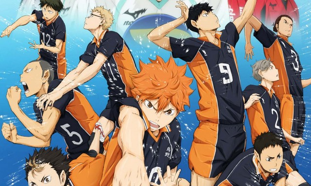 Haikyuu!! s1 wallpaper