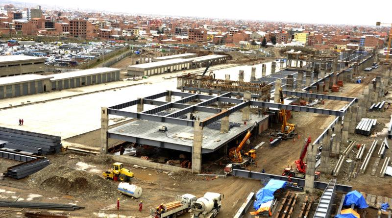 El Alto albergará la terminal más moderna del departamento