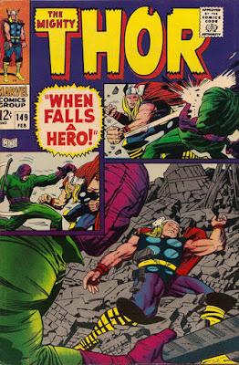 Thor #149, the Wrecker