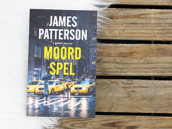 Boek Review | James Patterson - Moordspel