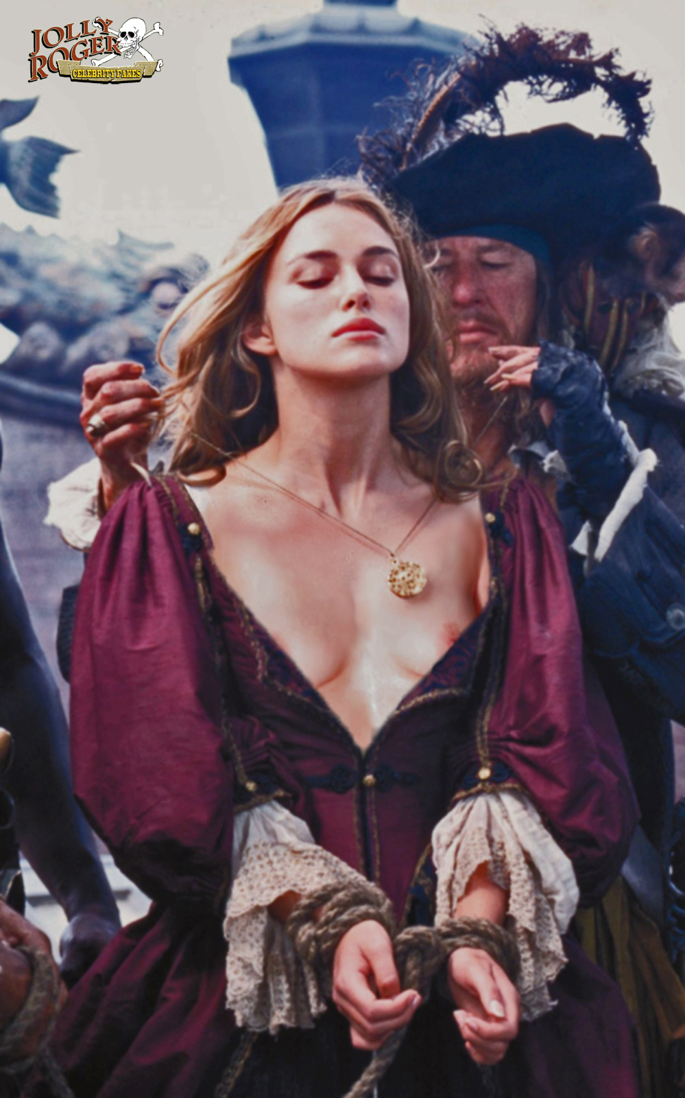 Opinion very Elizabeth swann has sex amusing