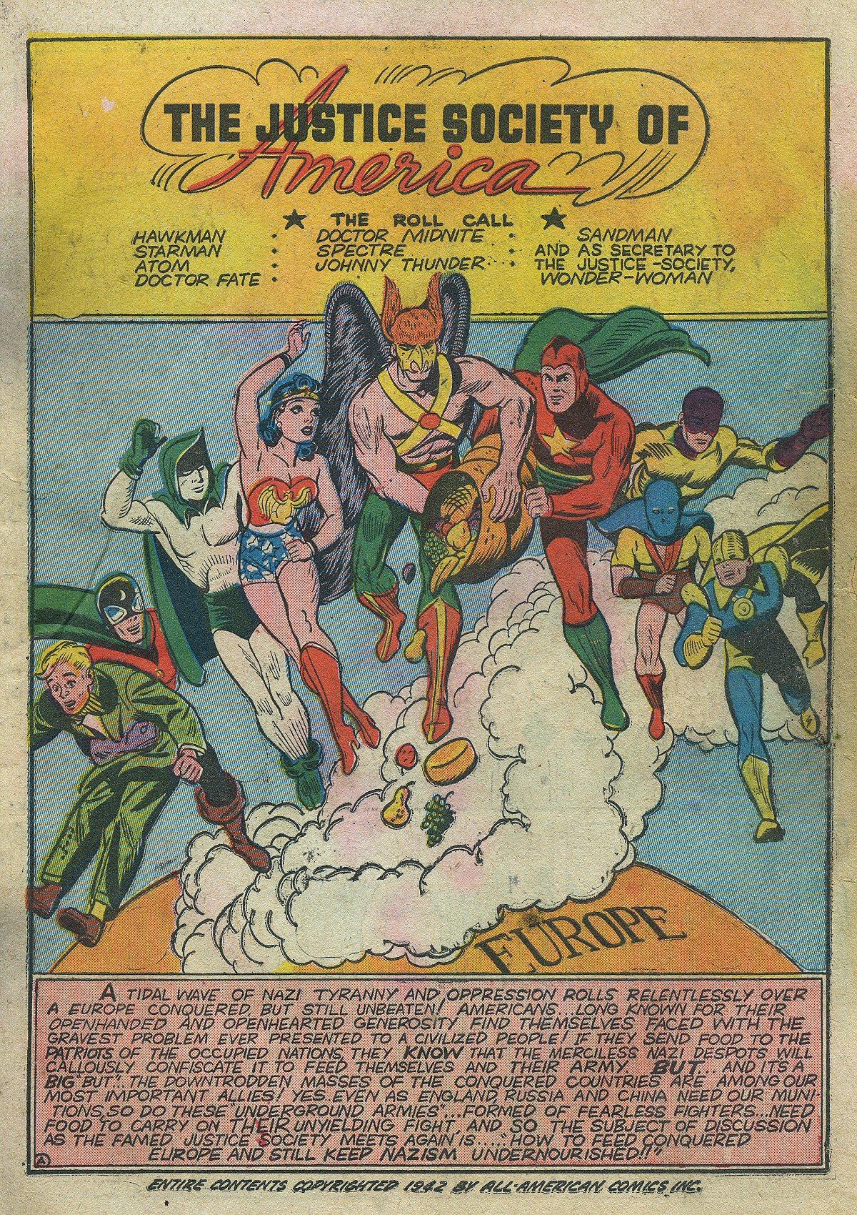 Read online All-Star Comics comic -  Issue #14 - 3