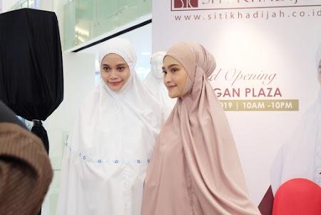 Butik Mukena Siti Khadijah, Hadir di Tunjungan Plaza Surabaya