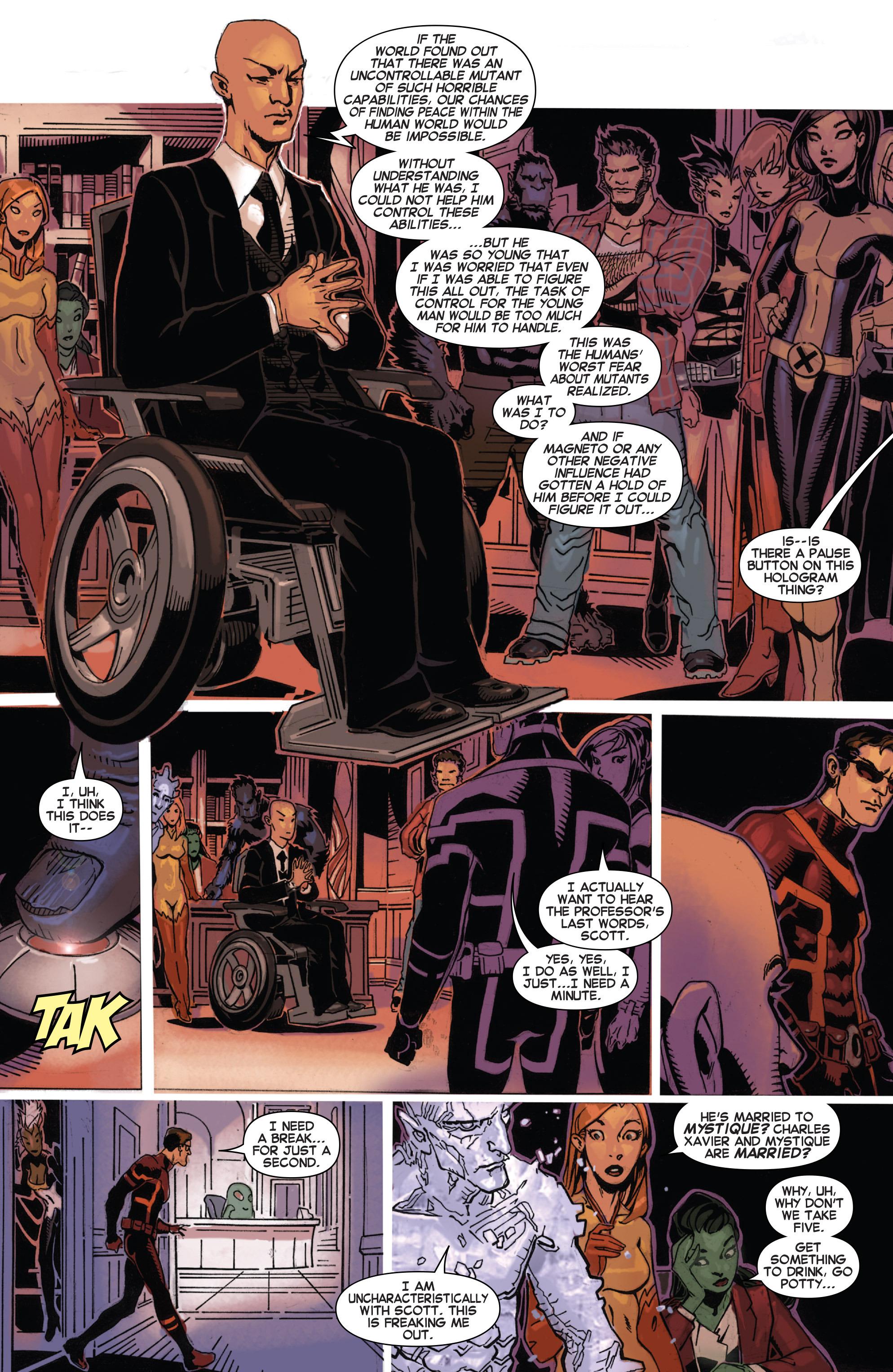 Read online Uncanny X-Men (2013) comic -  Issue #25 - 6