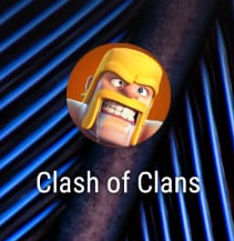Como que jogo clash of clans
