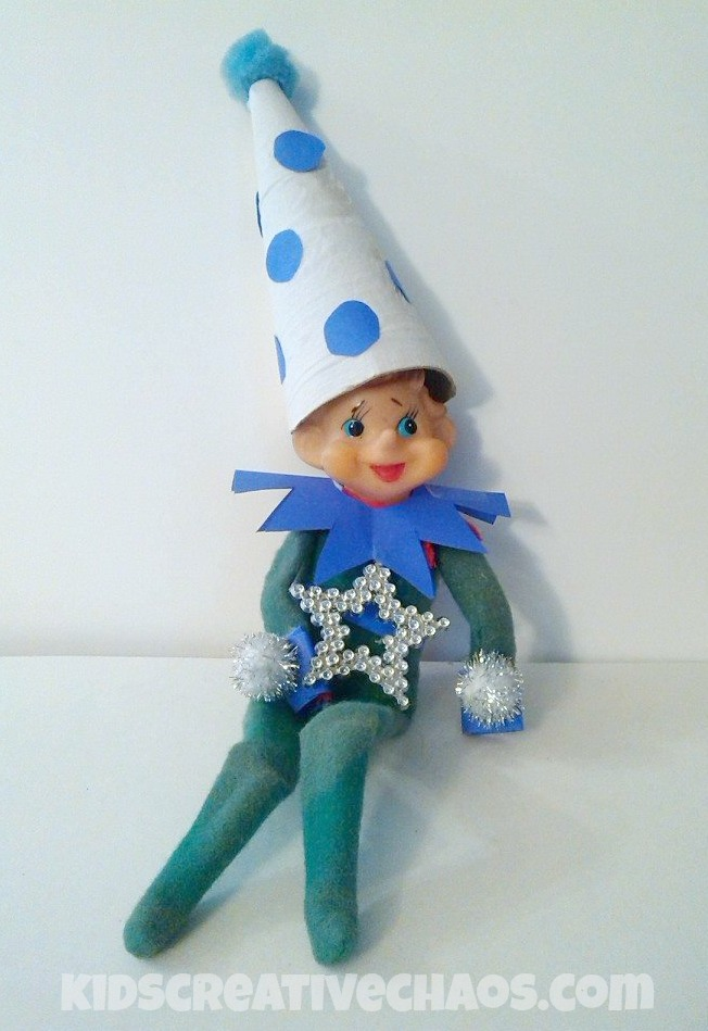 Elf On The Shelf Clothes Ideas Kids Creative Chaos