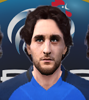 PES 6 Faces Adrien Rabiot by Miguel CABJ