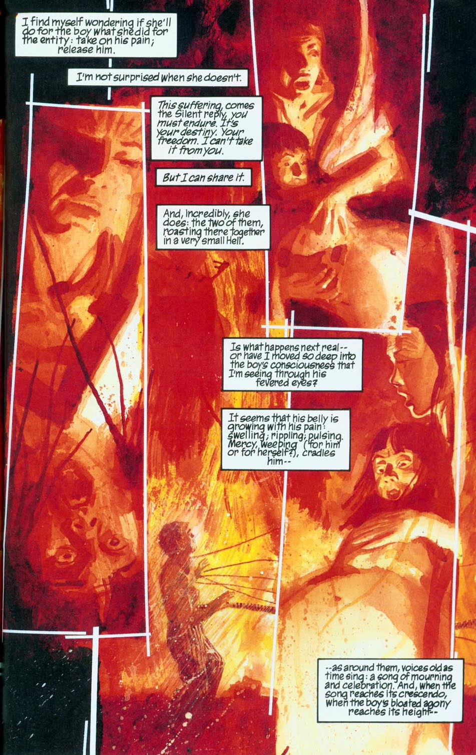 Read online Mercy comic -  Issue # Full - 49