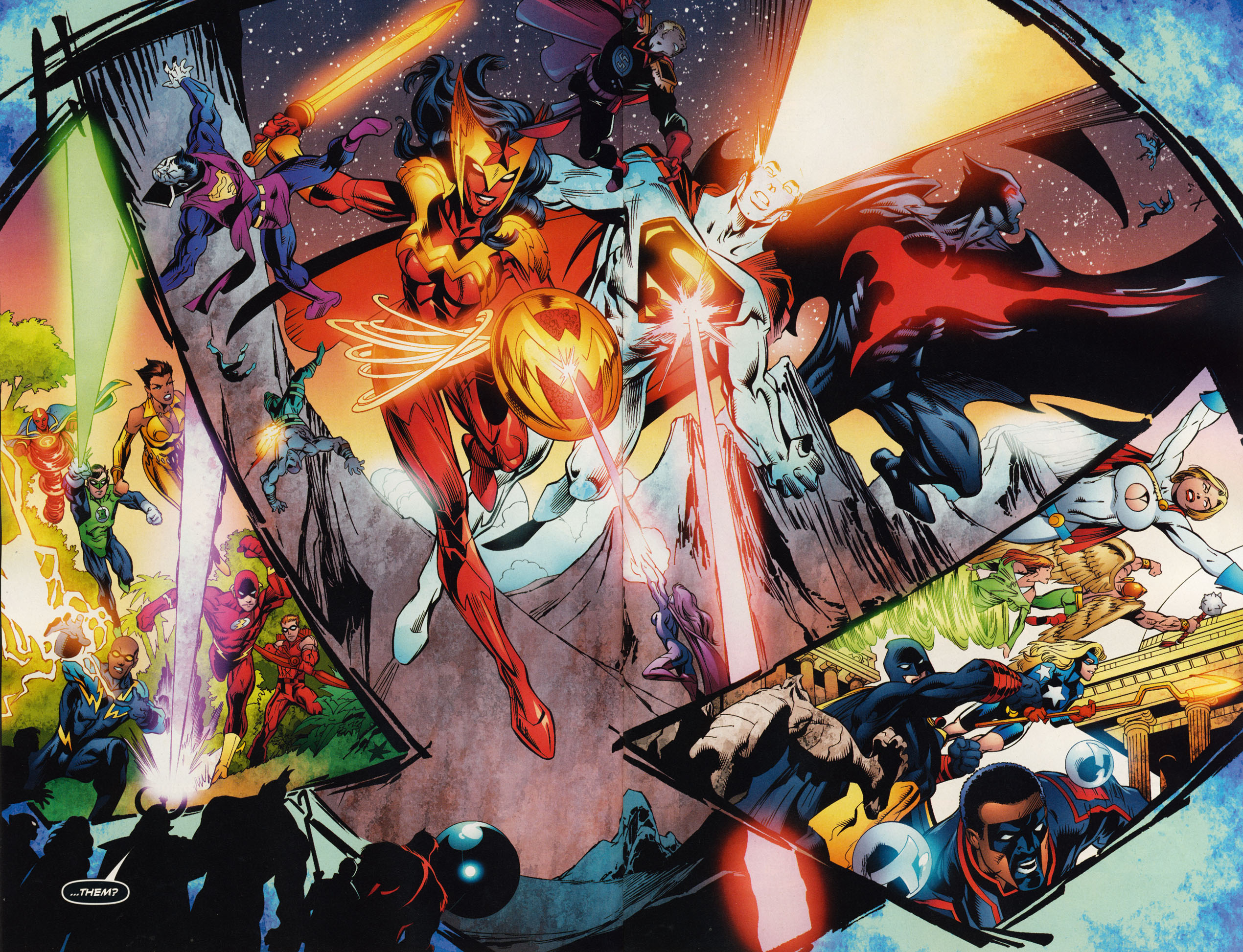 Read online Trinity (2008) comic -  Issue #44 - 11