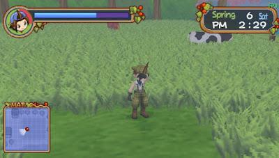 Bosan Bermain Harvest Moon