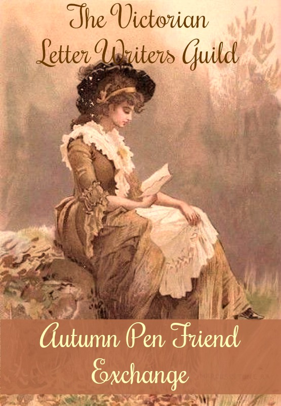 The victorian letter writers guild an autumn pen friend exchange at the victorian letter writers guild thecheapjerseys Image collections