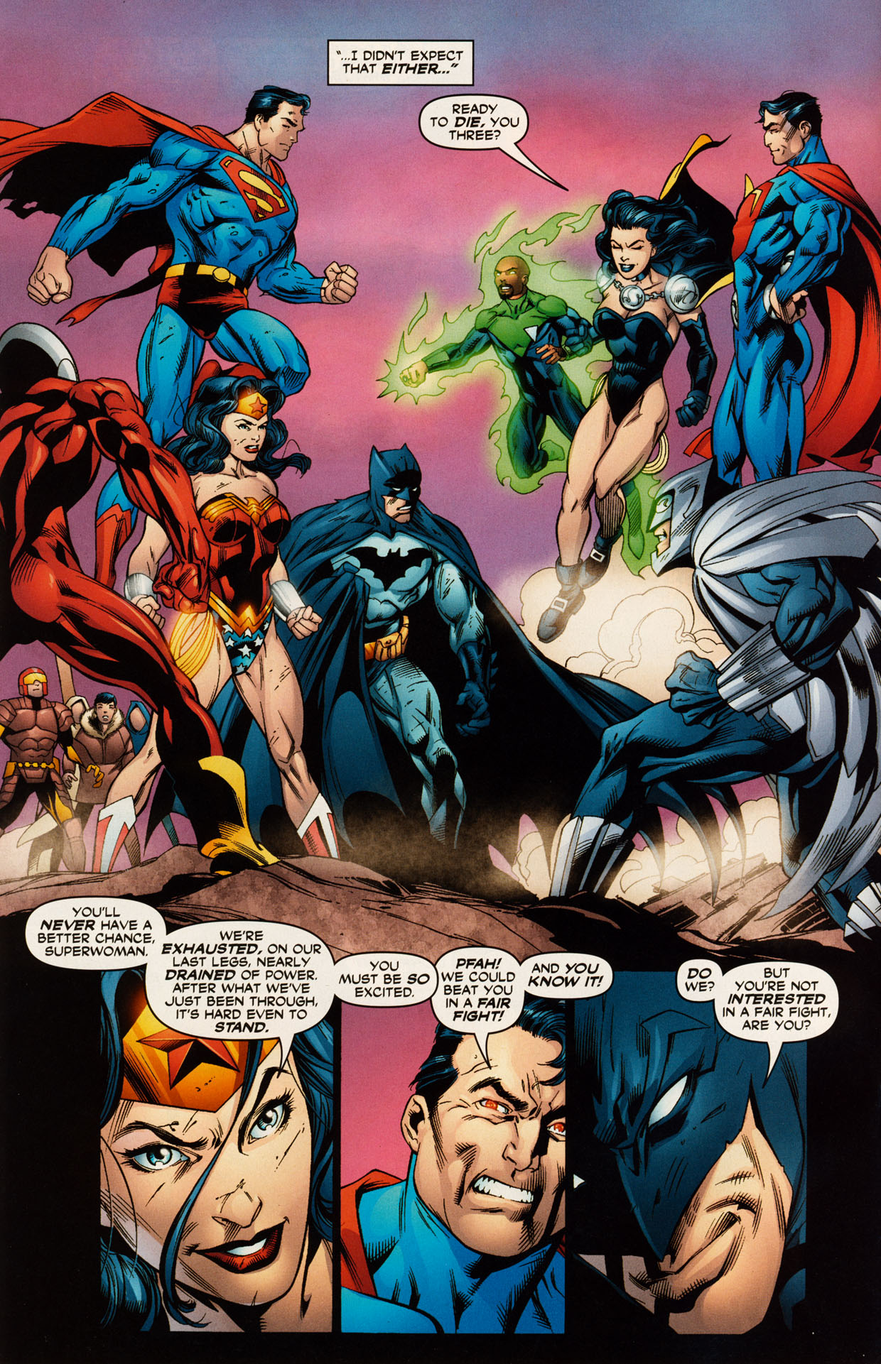 Read online Trinity (2008) comic -  Issue #52 - 6