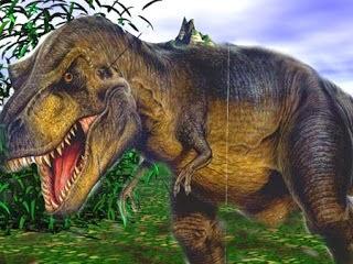 Foto Tyrannosaurus Rex