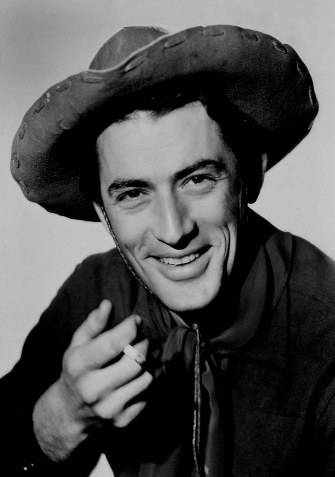 FOTOS DE CINE Gregory Peck
