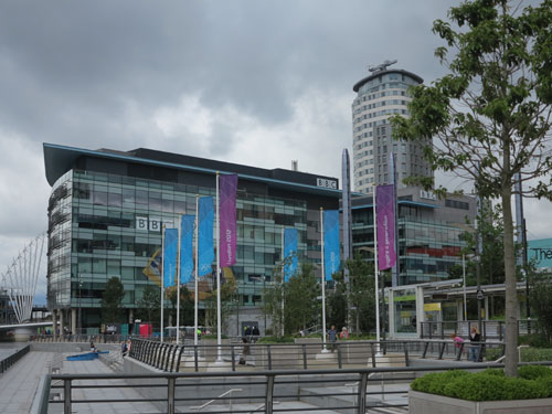 Quay House, Media City UK