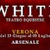 """RIPARTE """"WHITE"""", SHOW EQUESTRE A VERONA"""
