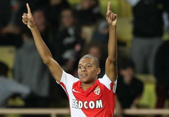 Arsenal Luncurkan Tawaran £122 Juta Poundsterling Untuk Pemain Depan AS Monaco Kylian Mbappe