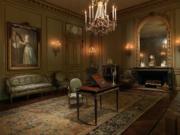 Spencer Alley Boiserie Metropolitan Museum