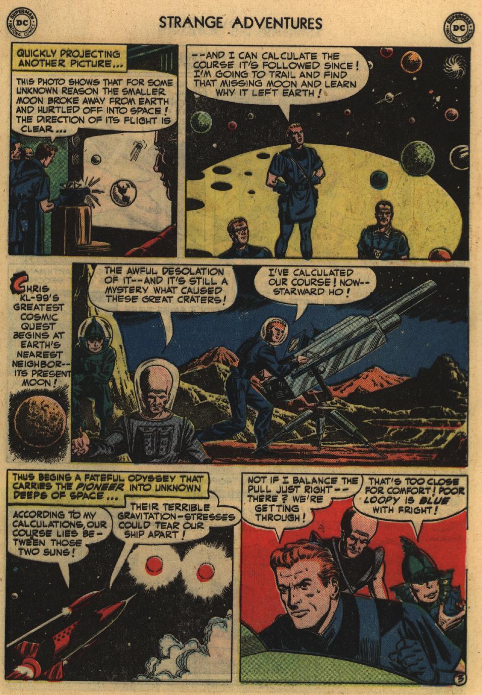 Strange Adventures (1950) issue 11 - Page 41