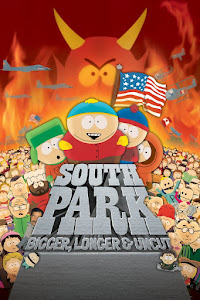 South Park: Bigger, Longer & Uncut Poster