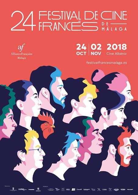 Festival de Cine Francés Málaga 2018