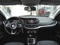 Fiat Tipo 1.4 16V Lounge - wnętrze