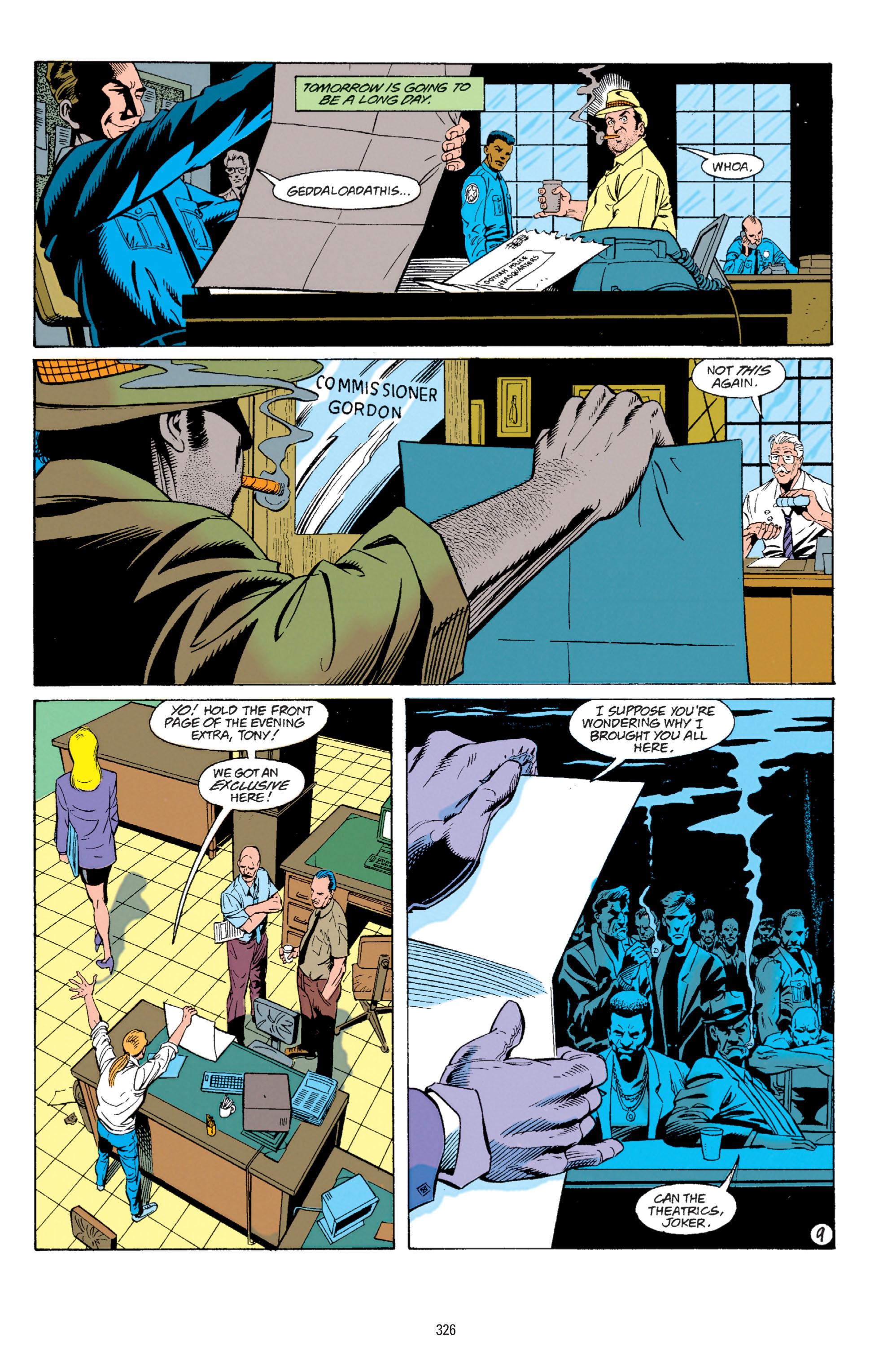 Detective Comics (1937) 672 Page 9