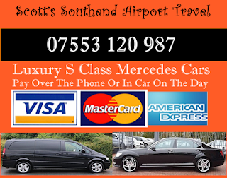 leigh on sea chauffeur