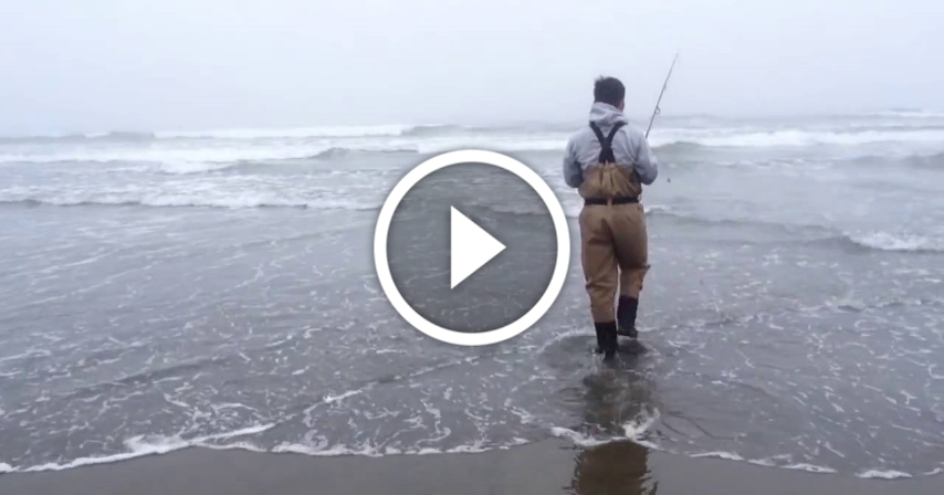 How to fish tips surf fishing tips for Surf fishing tips