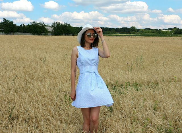 Zaful Haul: Summer Dress Outfit