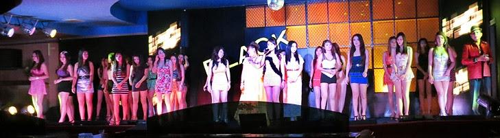 Phuket Town night entertainment at Pink Lady 2002