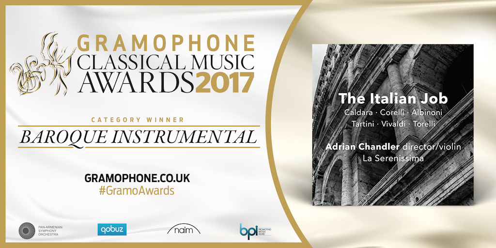 Faces of Classical Music: Gramophone Classical Music Awards 2017