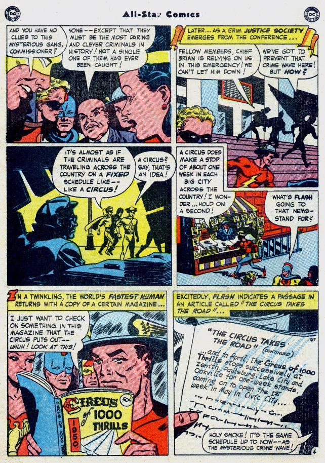 Read online All-Star Comics comic -  Issue #54 - 6