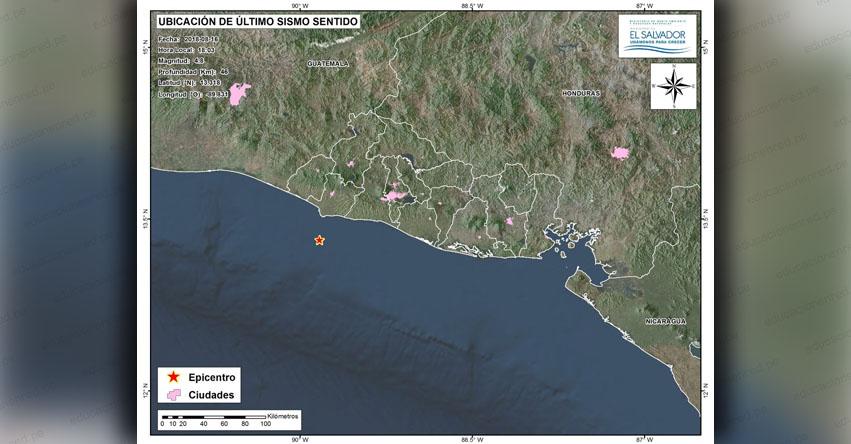 FUERTE SISMO en El Salvador de Magnitud 4.8 (Hoy Jueves 16 Agosto 2018) Sismo Temblor EPICENTRO - Playa Los Cóbanos - Sonsonate - En Vivo Twitter - Facebook - MARN - www.marn.gob.sv