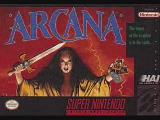 Arcana (Br) [ SNES ]
