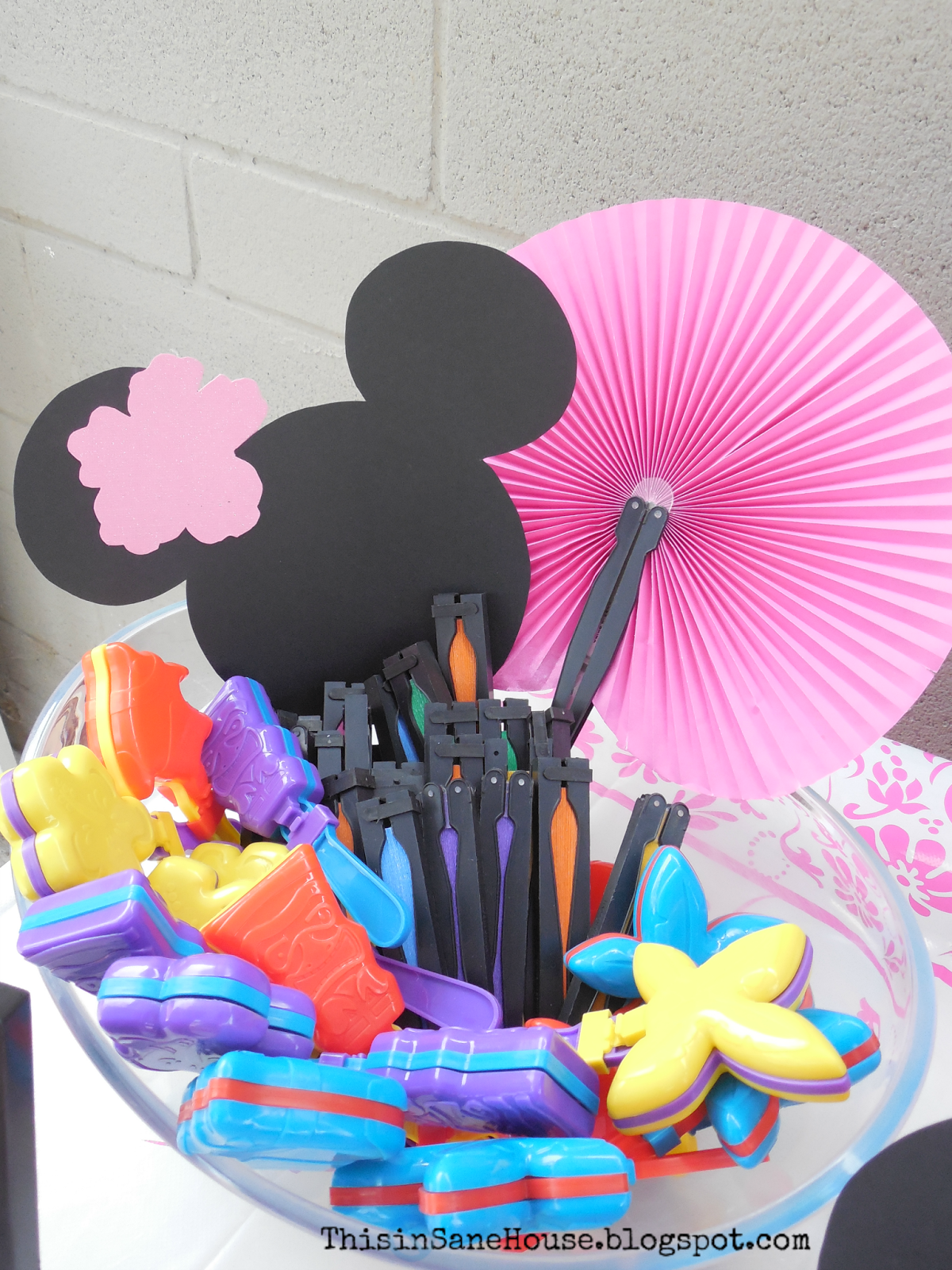 Favors For Kids And Adults Alike Paper Fans It Was Hot Tropical Clackers