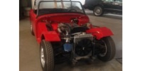 Auction Watch: 1959 Austin Healey Sprite with Suzuki G13B Power