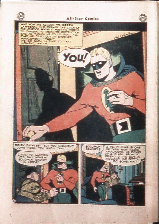 Read online All-Star Comics comic -  Issue #33 - 34