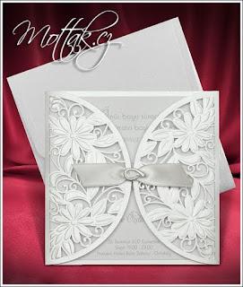 Svatební oznámení 3690
